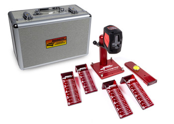 LONGACRE LON52-72983 Chassis Height Checker & Pad Leveling Laser Tool Performance Oil Shop