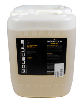 MOLECULE MOLMLC-5G Race Car Cleaner 5 Gallon Drum Performance Oil Shop