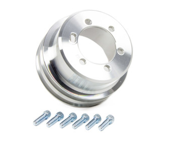 MARCH PERFORMANCE MPP10051 2-GROOVE CRANK PULLEY 5-1/4 383-440 V-BELT Performance Oil Shop