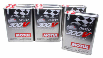 MTL104239-6 300V 0w20 Racing Oil Synthetic Case 6x2 Liter Performance Oil Shop