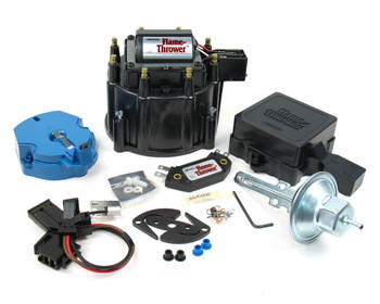 PERTRONIX IGNITION PRTD8010 HEI Tune-Up Kit - w/Black Cap Performance Oil Shop