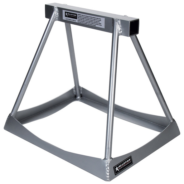 ALLSTAR PERFORMANCE ALL10255 Stack Stands 14in 1pr Aluminum Performance Oil Shop
