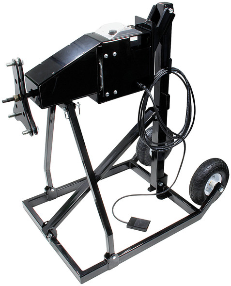 ALLSTAR PERFORMANCE ALL10575 Electric Tire Prep Stand High Torque Performance Oil Shop