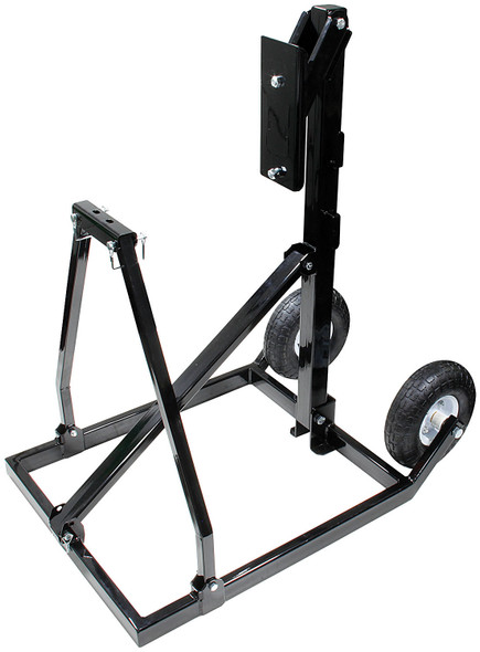 ALLSTAR PERFORMANCE ALL10577 Cart for 10575 Tire Prep Stand Performance Oil Shop