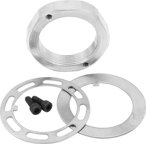 ALLSTAR PERFORMANCE ALL44131-10 Spindle Nut Kit 2in Pin Aluminum 10pk Performance Oil Shop
