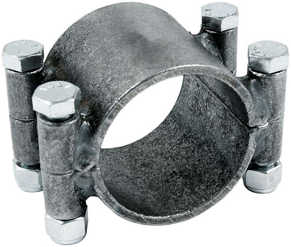 ALLSTAR PERFORMANCE ALL60147-10 4 Bolt Clamp On Retainer 3in Wide 10pk Performance Oil Shop