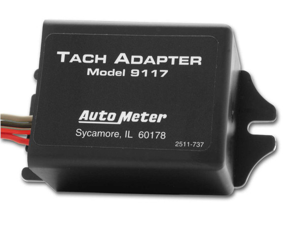 AUTOMETER ATM9117 Tach Adapter  Performance Oil Shop
