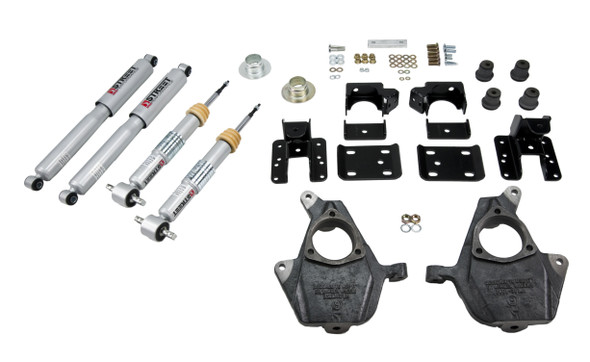 BELL TECH BLL1001SP Lowering Kit 15-  Ford F150 All Cabs Short Bed Performance Oil Shop