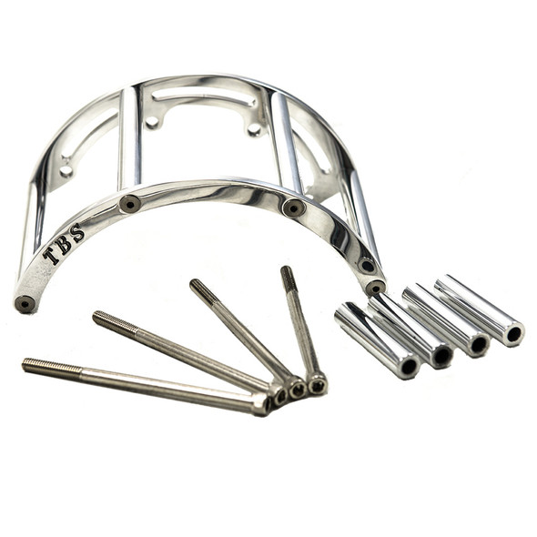 THE BLOWER SHOP BLS8607 7.375in TBS Belt Guard Kit Fits 4.90in - 5.90in Performance Oil Shop
