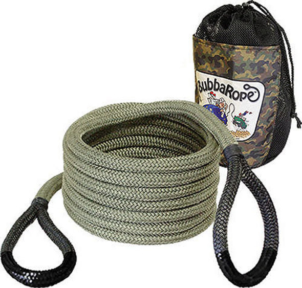 BUBBA ROPE BUB176655BKG Renegade Rope 3/4in X 20 ft Performance Oil Shop