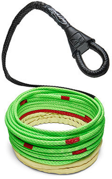 BUBBA ROPE BUB176756X100 3/8in x 100ft Synthetic Winch Line Performance Oil Shop