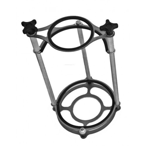 CHASSIS ENGINEERING CCE5501A Single Nitrous Bottle Bracket Stand-Up Style Performance Oil Shop