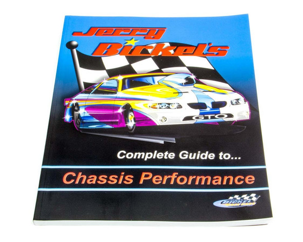 CHASSIS ENGINEERING CCE7501 Jerry Bickel's Chassis Book Performance Oil Shop