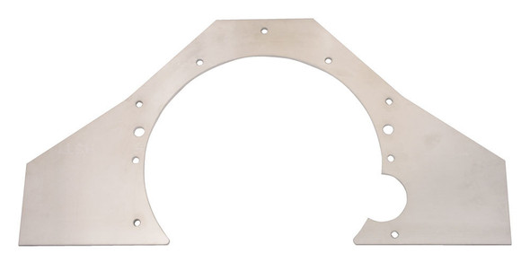 COMPETITION ENGINEERING COE4027 Mid Motor Plate - GM LS Engines - Aluminum .188 Performance Oil Shop
