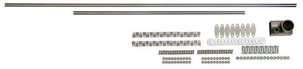 COMPETITION ENGINEERING COE4900 Universal Window Frame Kit Performance Oil Shop