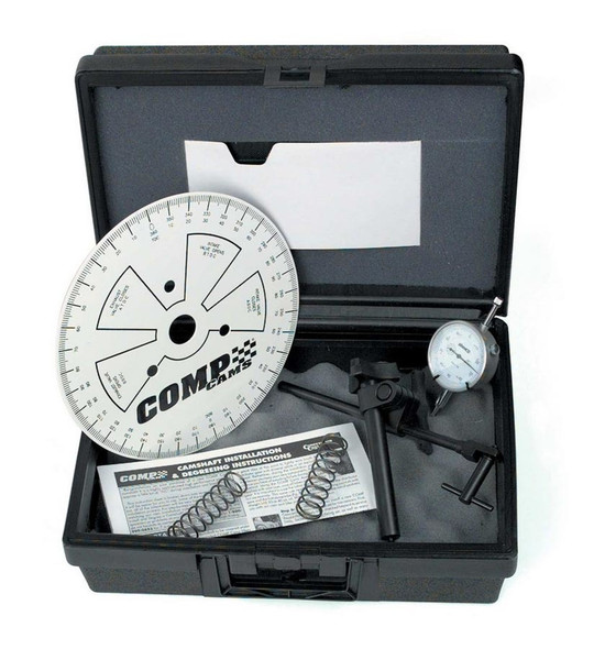 COMP CAMS COM4796 Cam Degree Kit With Cylinder Heads On Performance Oil Shop