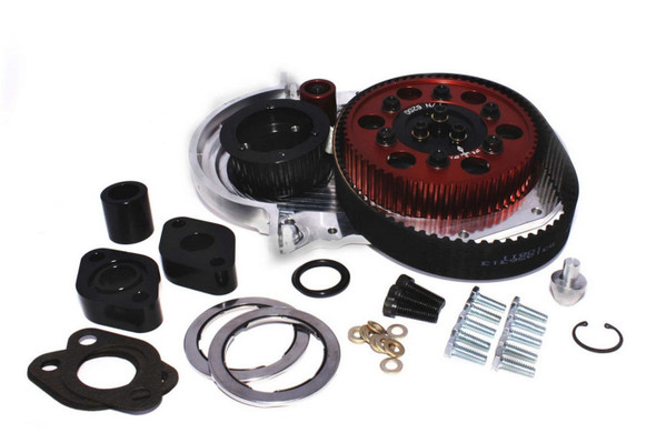 COMP CAMS COM6300 BBC Belt Drive System .400in Raised Cam Performance Oil Shop