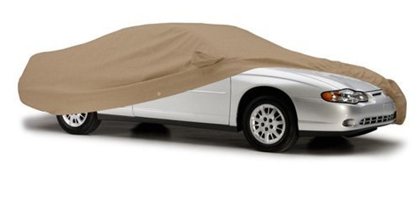 COVERCRAFT COVC78003WC 14'-15' Universal Car Cover Deluxe 380 Series Performance Oil Shop