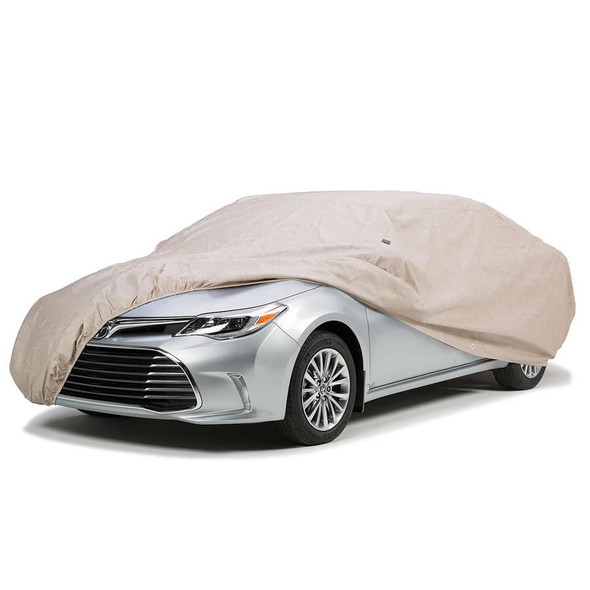 COVERCRAFT COVC78004WC 15'-16' Universal Car Cover Deluxe 380 Series Performance Oil Shop
