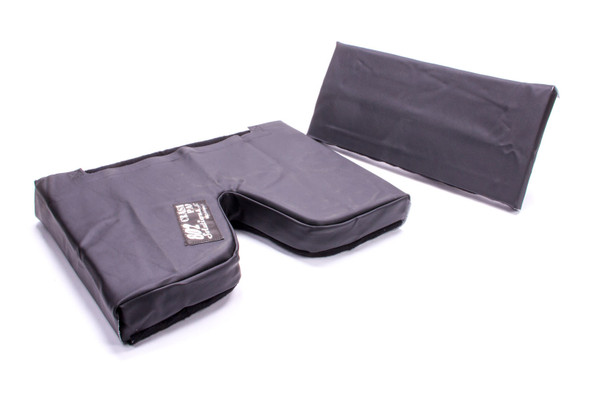 CRASH PAD CPDCP02-08LM Crash Pad 2in Lumbar Height Back Pad Performance Oil Shop