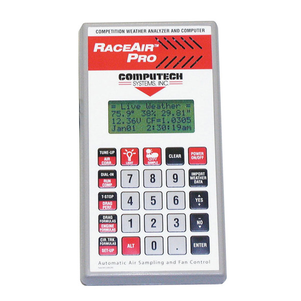 COMPUTECH SYSTEMS CPT1000 RaceAir Pro Weather Station Performance Oil Shop
