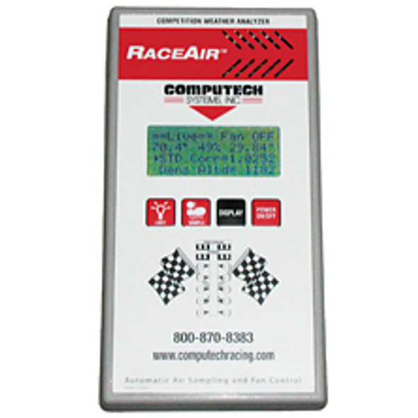 COMPUTECH SYSTEMS CPT3000 RaceAir Weather Station  Performance Oil Shop
