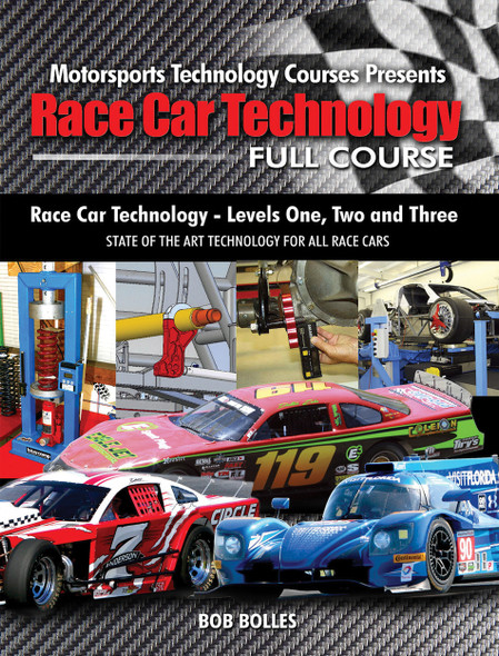 CHASSIS R AND D CRD-2040 Race Car Technology Full Course Performance Oil Shop