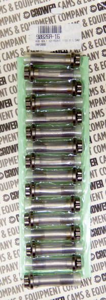 CROWER CRO90826A-16 Connecting Rod Bolts - 7/16 x 1.540 Performance Oil Shop