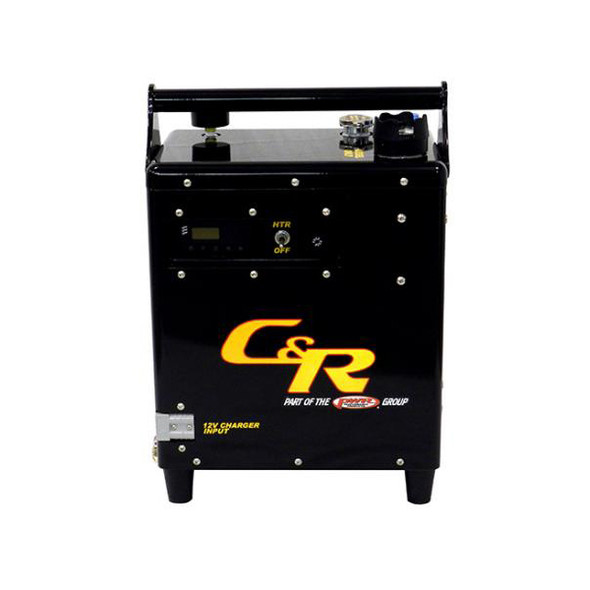 C AND R RACING RADIATORS CRR61-00003 Portable Eng Heater Water 12 Volt DC Performance Oil Shop