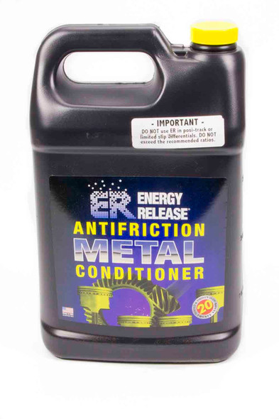 ENERGY RELEASE ERPP003 Antifriction Metal Conditioner Gallon Performance Oil Shop