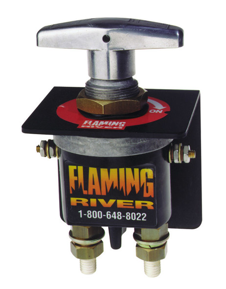 FLAMING RIVER FLAFR1010 Mag/Battery Kill Switch  Performance Oil Shop