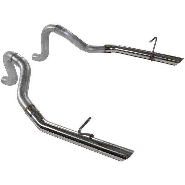 FLOWMASTER FLO15814 Tail Pipe Kit - 87-93 Mustang LX 5.0L Performance Oil Shop