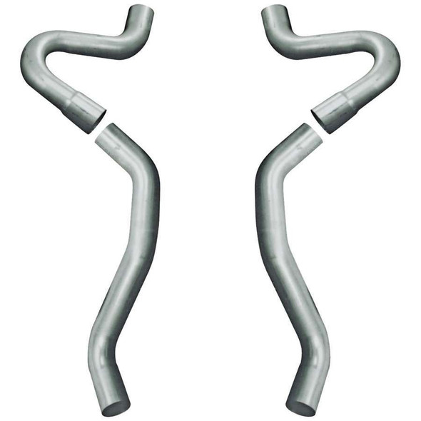 FLOWMASTER FLO15818 Tail Pipe Kit- 3in 68-72 GM A-Body Performance Oil Shop