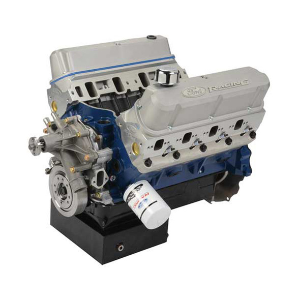 FORD FRDM6007-Z460FFT 460 BBF Crate Engine W/Front Sump Performance Oil Shop