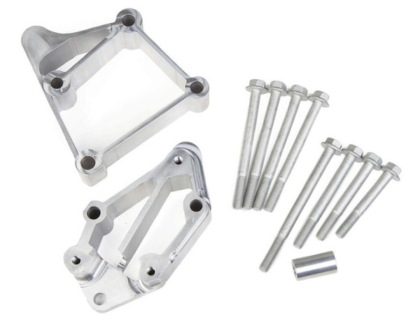 HOLLEY HLY21-3 Installation Kit For LS Accessory Bracket Kits Performance Oil Shop