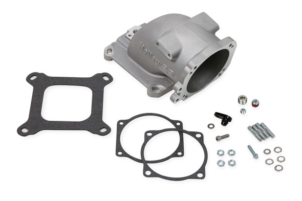 HOLLEY HLY300-240 EFI Throttle Body Intake Elbow w/4150 Flange Performance Oil Shop