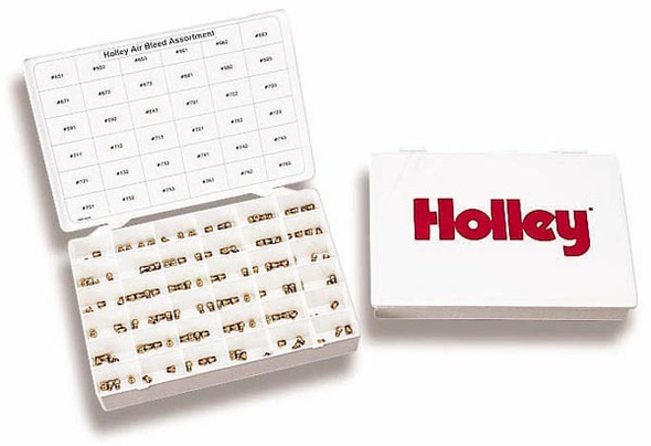 HOLLEY HLY36-240 Air Bleed Assortment 4500HP Performance Oil Shop