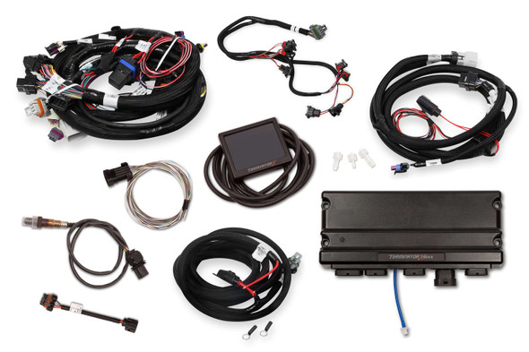 HOLLEY HLY550-916 Terminator X Max MPFI Kit LS1/LS6 w/Trans Cont Performance Oil Shop