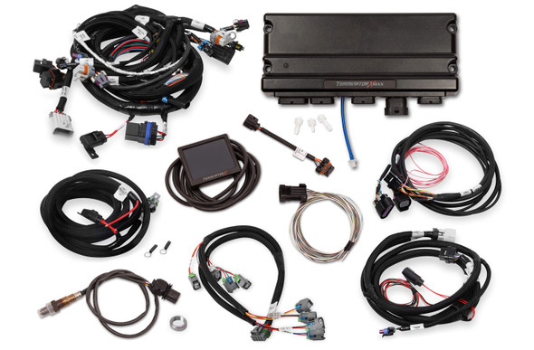 HOLLEY HLY550-928 Terminator X-Max Engine Management Systems Performance Oil Shop