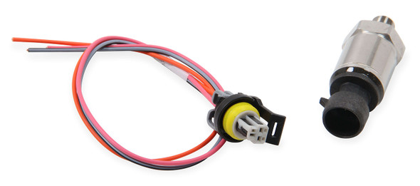 HOLLEY HLY554-136 Pressure Transducer  - 500-PSI Performance Oil Shop