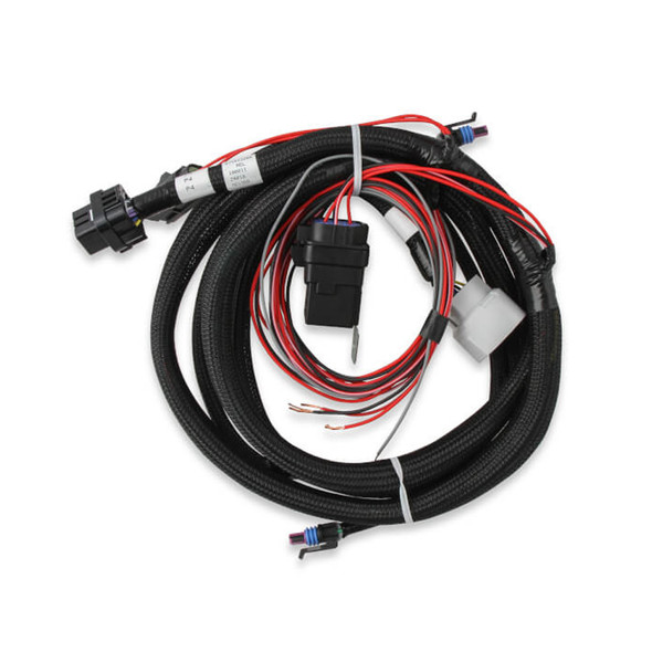 HOLLEY HLY558-455 Wire Harness - GM 4L60 Trans 2009-Up Performance Oil Shop