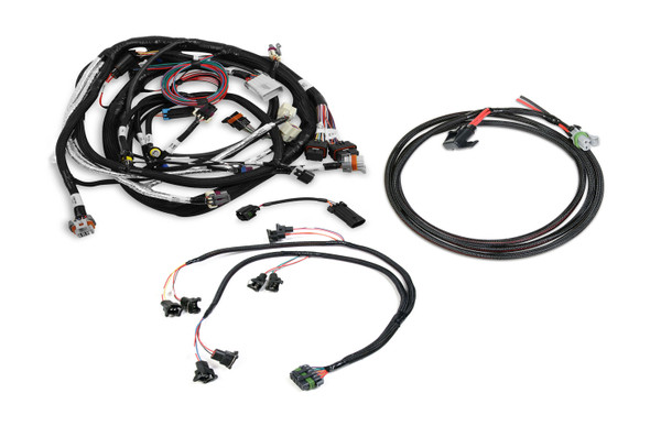 HOLLEY HLY558-502 EFI Wiring Harness Kit GM LS2/LS3/LS7 Performance Oil Shop