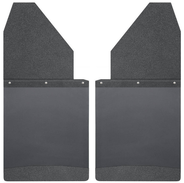HUSKY LINERS HSK17112 Mud Flaps Kick Back Mud Flaps 14in Wide Performance Oil Shop
