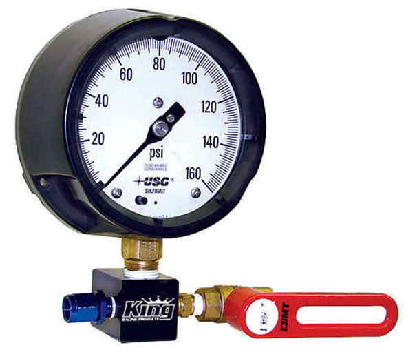 KING RACING PRODUCTS KRP1900 Super Flow High Speed Checker Performance Oil Shop