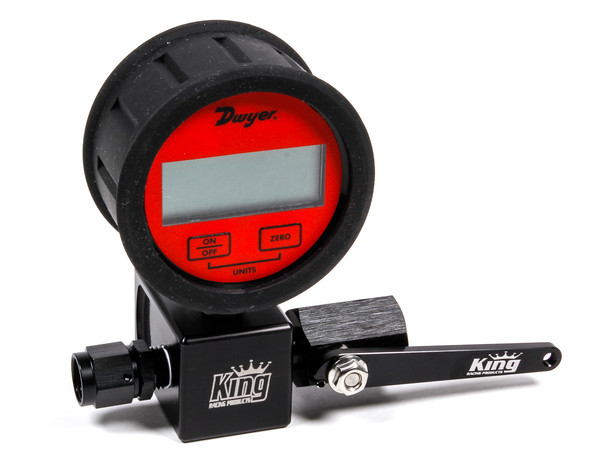 KING RACING PRODUCTS KRP1902 Digital Super Flow HI Speed Checker Performance Oil Shop