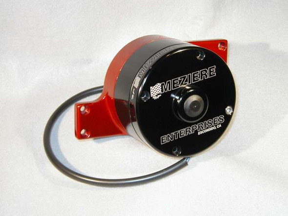 MEZIERE MEZWP150R Electric Center Section - Red Performance Oil Shop