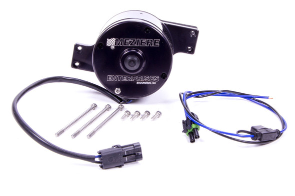 MEZIERE MEZWP150S Replacement Motor 12v Electric Water Pump Performance Oil Shop