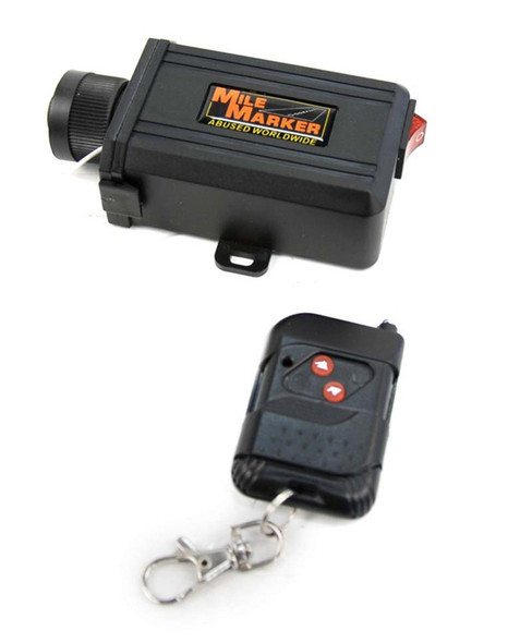 MILE MARKER MMM7076 Wireless Remote Control Kit Performance Oil Shop