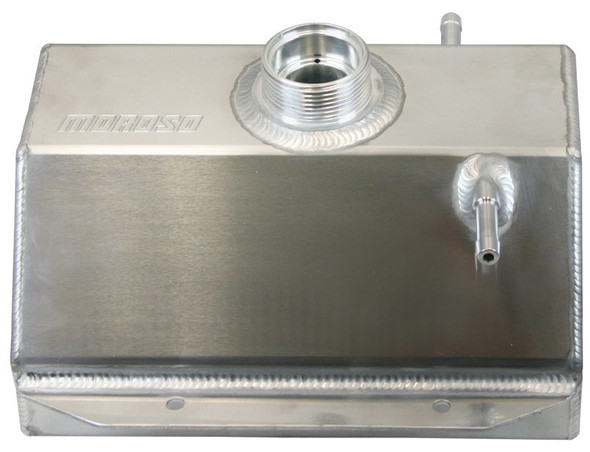 MOROSO MOR63806 Coolant Expansion Tank 2015-Up Mustang Performance Oil Shop