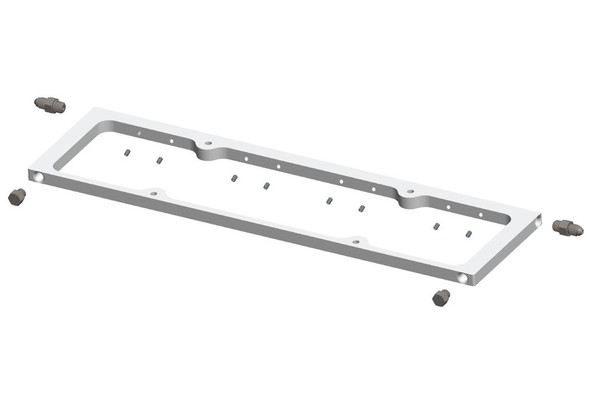 MOROSO MOR68330 SBC Valve Cover Spacers w/Spring Oiling Rails Performance Oil Shop